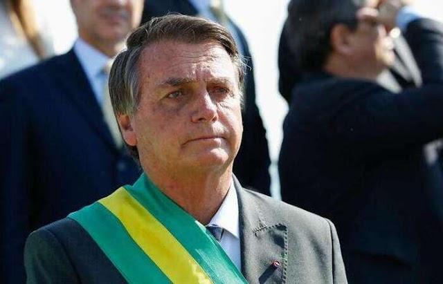 Bolsonaro diz que Presidência 'não é fácil': 'Troco com quem quiser agora'