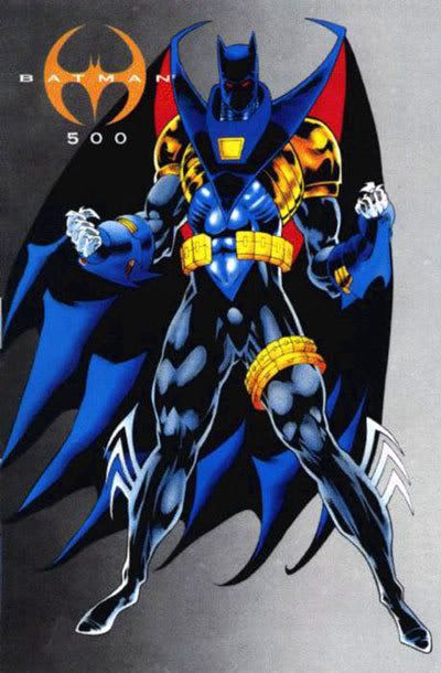 Azrael-Batman.