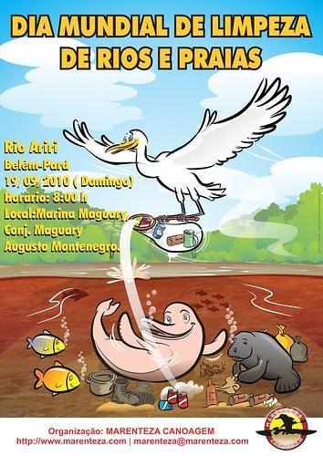 Dia Mudial de Limpesa de Rios e Praias - Bruno Di Souza