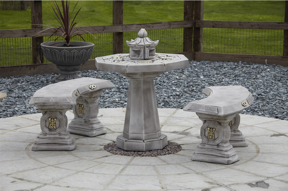 Stone Outdoor Furniture