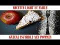 Recette Gateau Facile Light