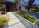 Modern Front Yard Landscaping Welddain   Arround Homes