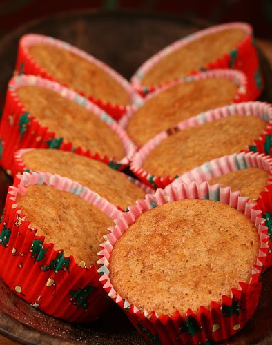 Gingerbread muffins aka Christmas muffins / Jõulumuffinid e. piparkoogimuffinid