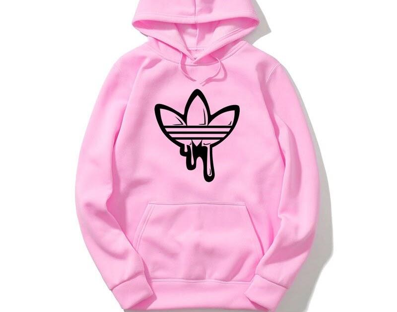 8986168e Купить Новые 2018 толстовки Для мужчин женщин хип хоп худи черный серый  розовый синий ADI толстовка с капюшоном Марка кофты Цена Дешево