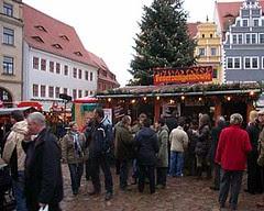 Meißner Weihnachtsmarkt 2009 Bild 1