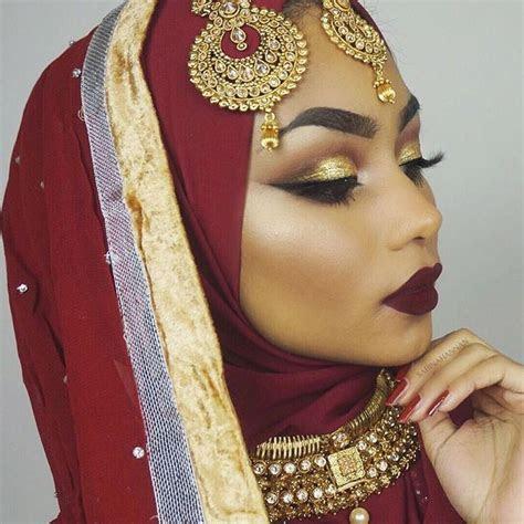 Best 25  Indian bridal makeup ideas on Pinterest   Indian