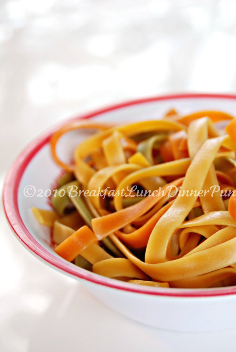 A Bowl of Pasta