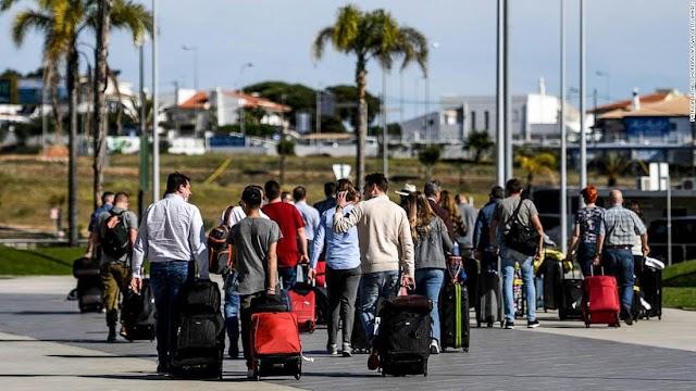 ¿Cuáles son las reglas de viaje del Reino Unido a partir del 17 de mayo?