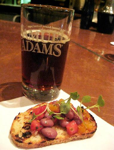 Samuel Adams Beer and Food Pairing at Animal