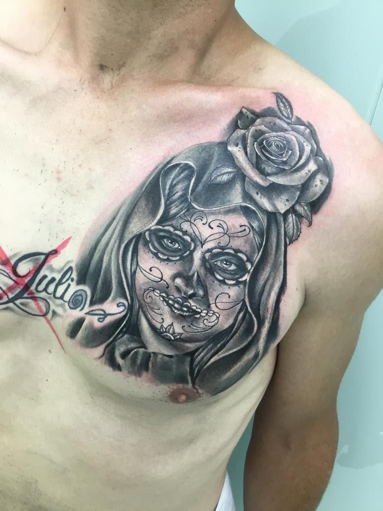 Amor De Madre Estudio De Tatuajes En Zamora Tatuador Jesús Villarino