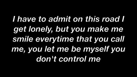 Baby I Ve Got You On My Mind Lyrics