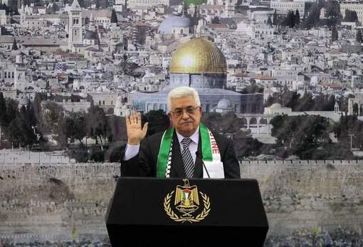 Abbas-speech