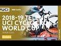 Vídeo de la Copa del Mundo de ciclocross masculina de Tabor 2018