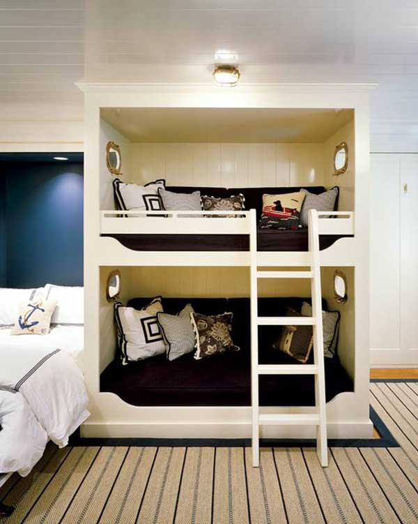Bunk Beds 17 30 Fresh Space-Saving Bunk Beds Ideas For Your Home ...