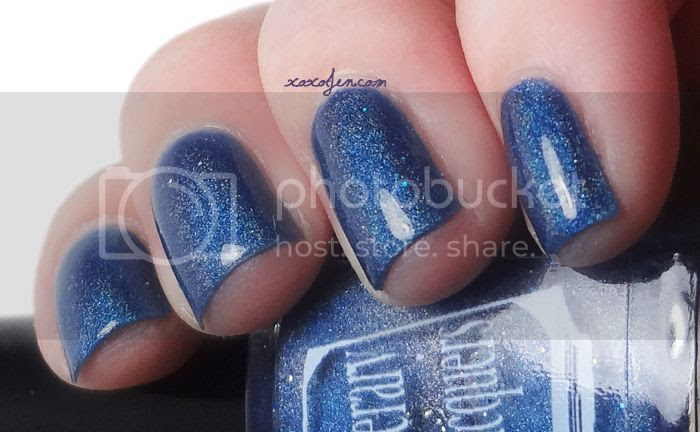xoxoJen's swatch of Literary Lacquer Summer Bachelors
