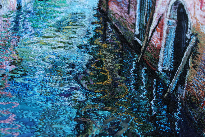 Floating City Detail 02 by Rachel Wright