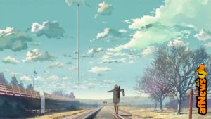 Oltre le Nuvole di Makoto Shinkai sarà a Cartoon on the Bay