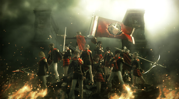 Final Fantasy Type-0 may come to North America screenshot