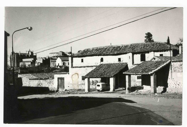 Venta del Alma hacia 1970. Colección Luis Alba. Ayuntamiento de Toledo