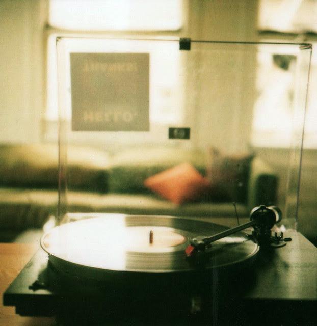 hello record player