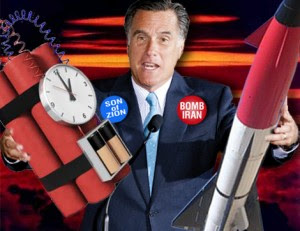 Warhawk Romney Will Bankrupt U.S.