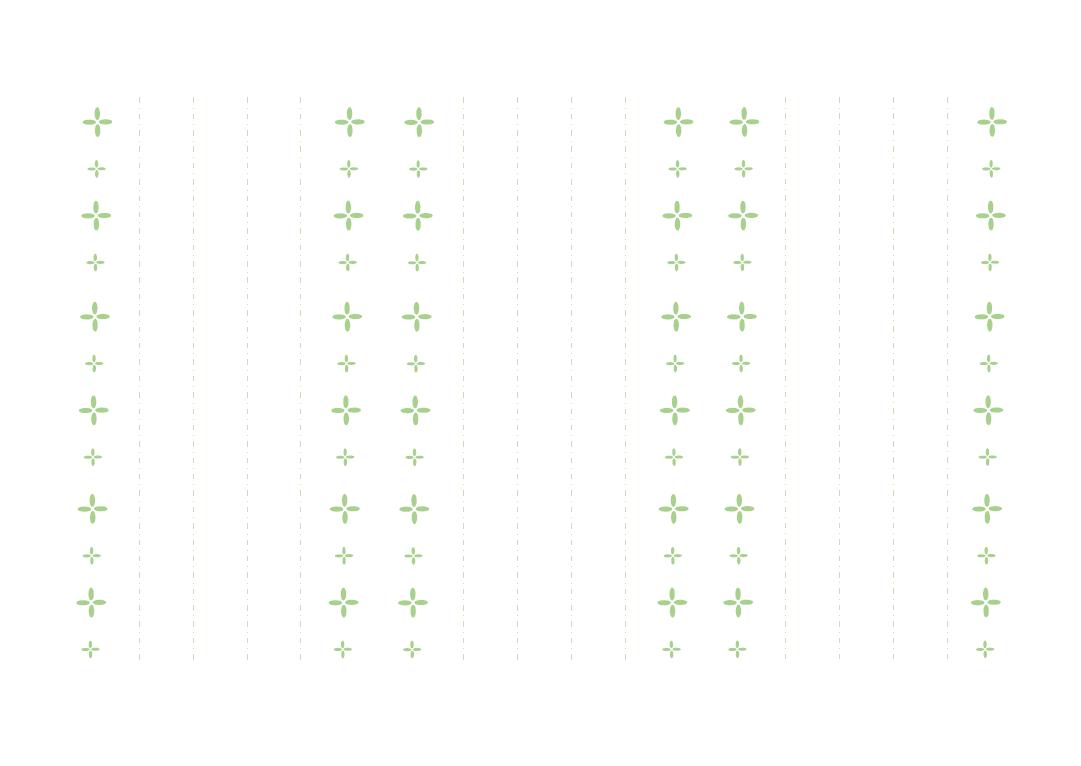 シンプルな一筆箋テンプレートをwordで自作してみました ダウンロード