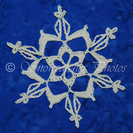 Copper Mountain Snowflake