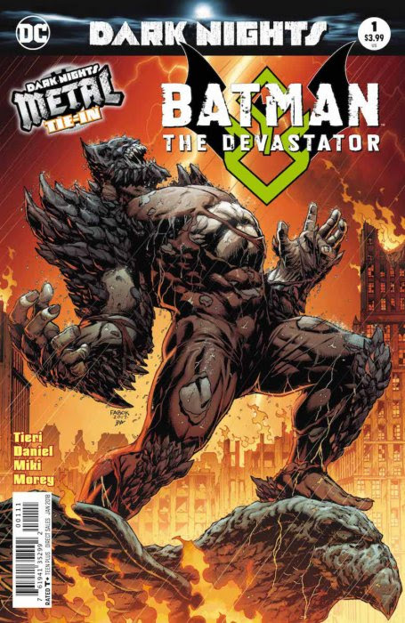 Batman - The Devastator #1
