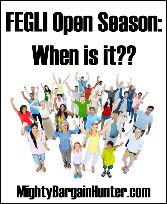 FEGLI Open Season: Life insurance for federal employees ...