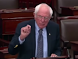 Bernie Sanders criticises Republican policing bill and says 'we need to abolish qualified immunity'