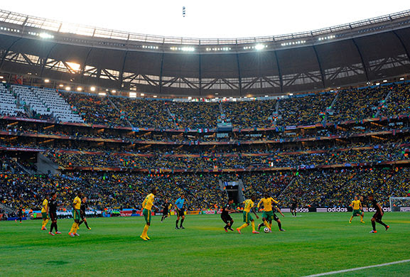 match: World Cup 2010 South Africa