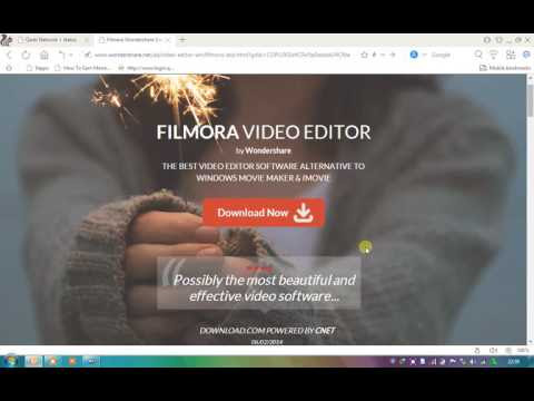 download filmora crack