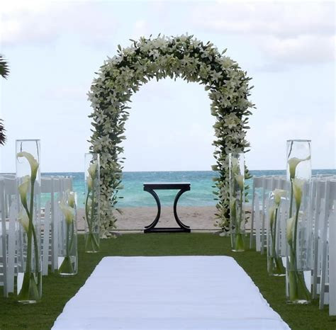 Wedding Decor Rentals South FL 954 319 6126   Arc Divine