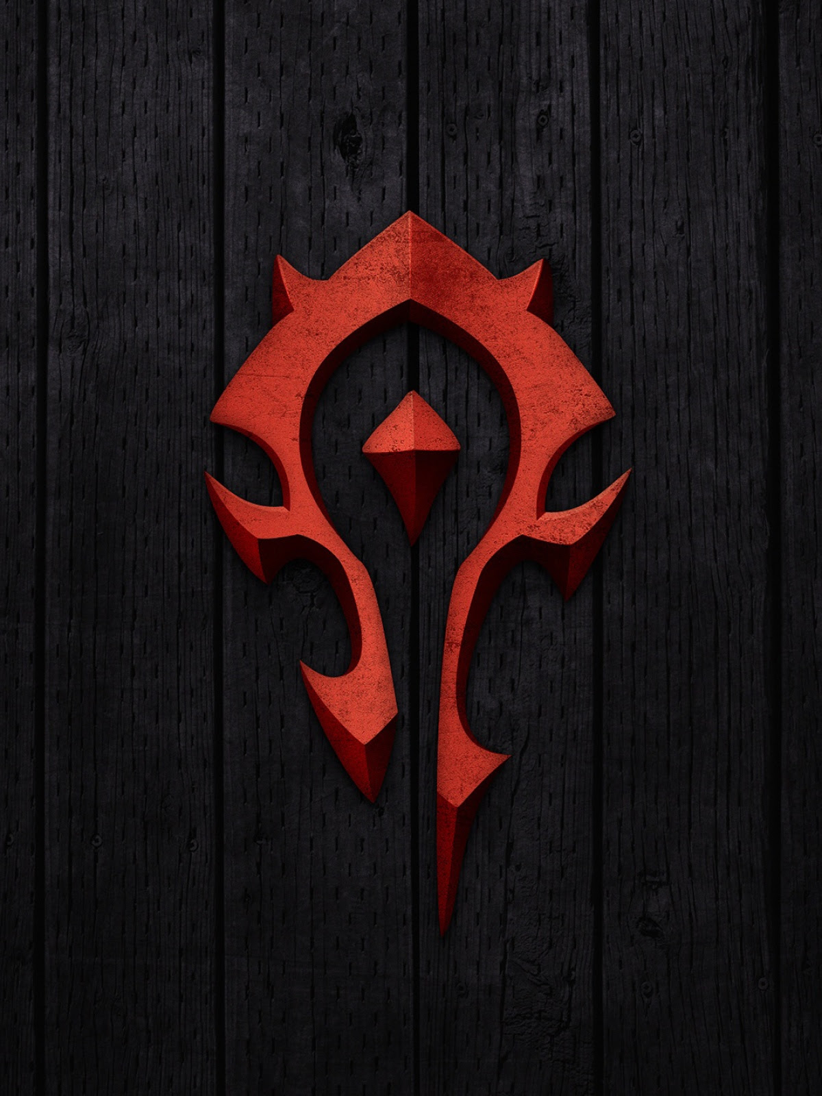 World Of Warcraft Horde Sign Mobile Wallpaper Mobiles Wall