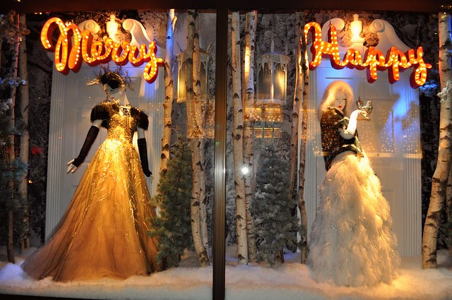 Bergdorfs Display