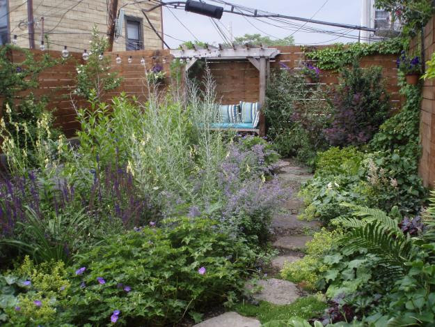 Garden Design - Urban garden transformation by Alexandra Abuza ...