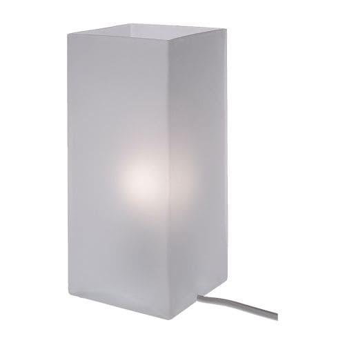 GRÖNÖ Bordlampe IKEA Gir et mykt stemningslys.