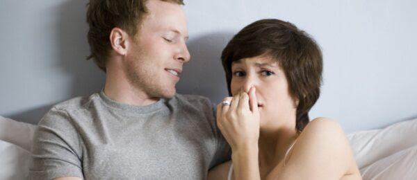 Coisas nojentas que você não deve fazer na frente da sua mulher