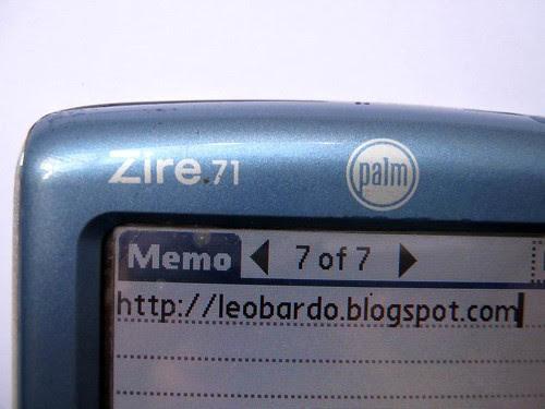 Zire 71 2