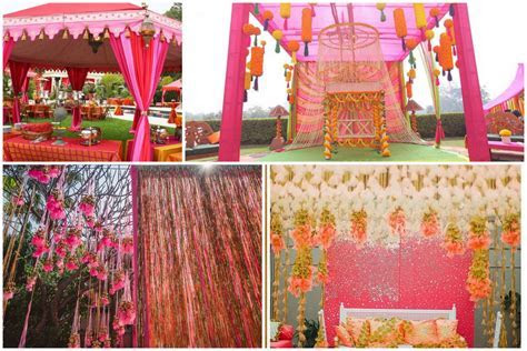 Unusual Wedding Colour Themes To Use For Day Weddings