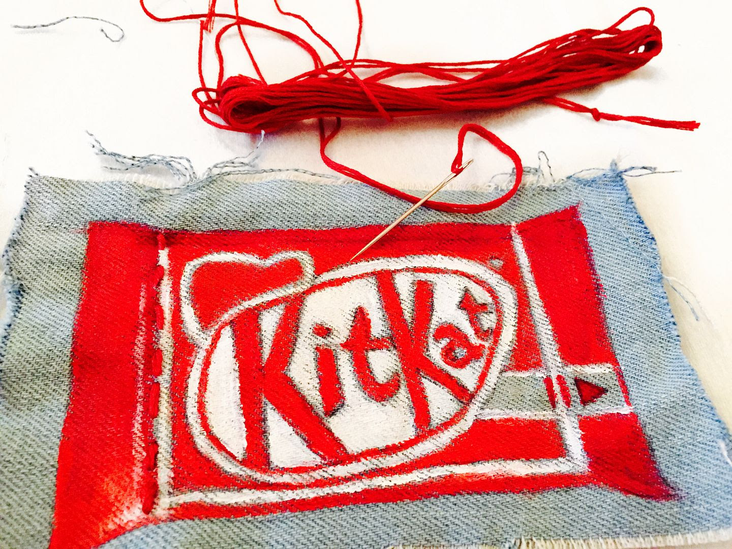 photo embroidery kitkat 4x6-beckermanblog-chocolate bar jeans- beckermandiy-commonthread-chocolate day_zps15a2mbrv.jpg