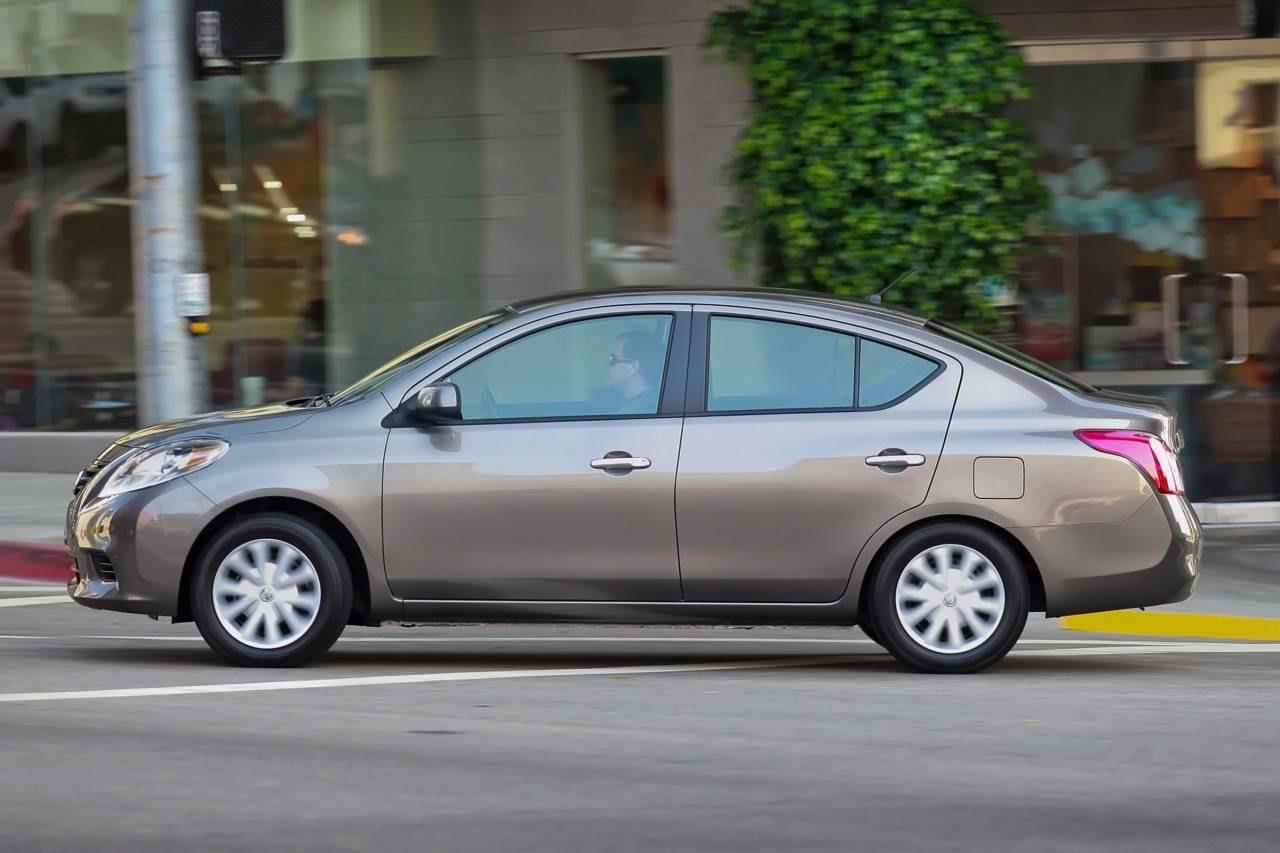 Nissan Versa Ii 2012 2014 Sedan Outstanding Cars