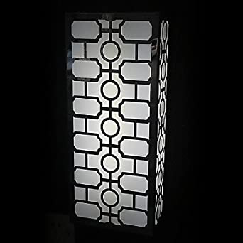 40W Contemporary Wall Light with Stainless Steel Shade in ...