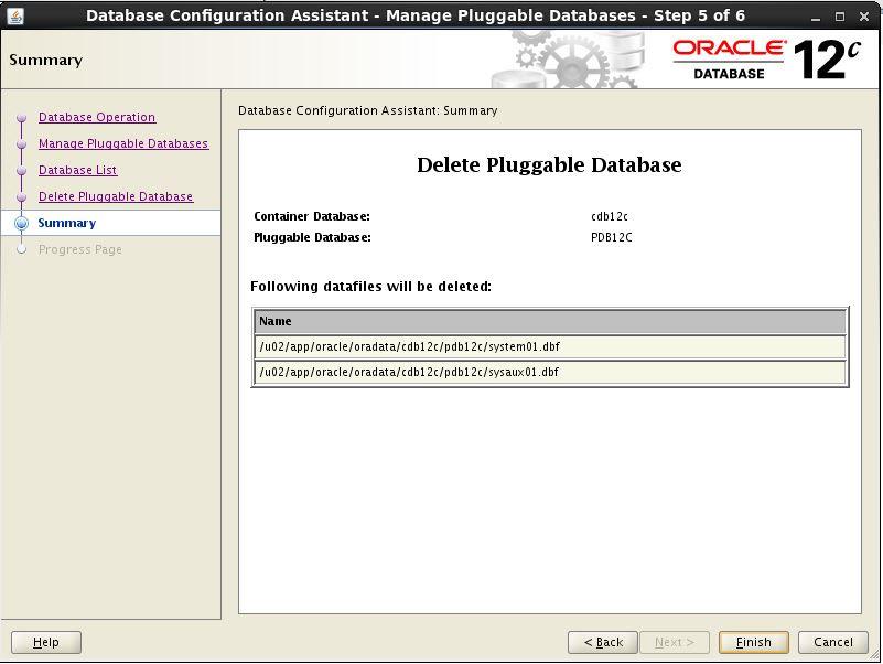 Delete PDB 4
