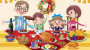 Why The Kids' Table Should Be Forever Banished From Thanksgiving Dinner