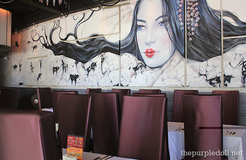 Toro Geisha Interior
