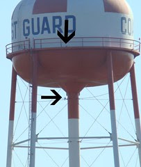 Two PEFA water tower