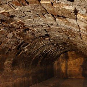 La cisterna segreta dell'Appia Antica