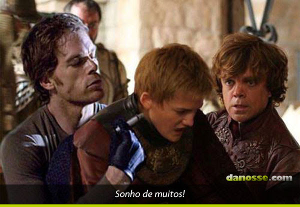 Dexter no Game of Thrones