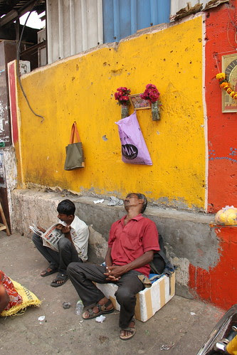 dadar street life ..is a painted pause by firoze shakir photographerno1